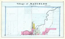 Waterloo Village - North, Jefferson County 1899